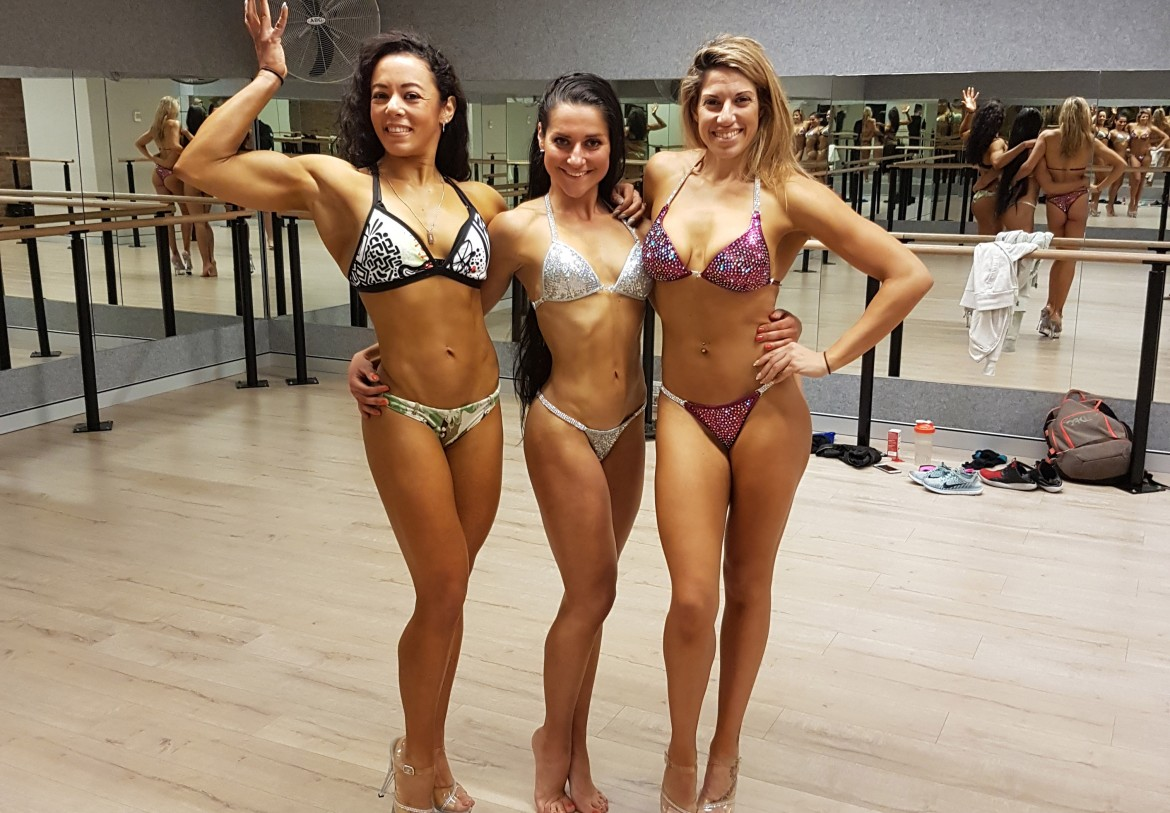 Body Building/Bikini competition preparation